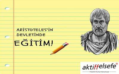 Aristoteles'in Devletinde Eğitim